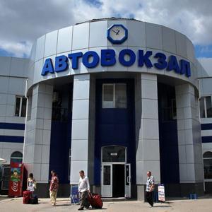 Автовокзалы Курска