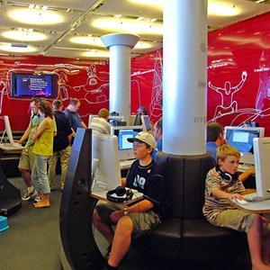 Интернет-кафе Курска