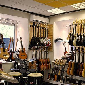 Музыкальные магазины Курска