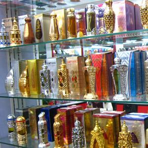 Парфюмерные магазины Курска
