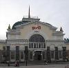 Железнодорожные вокзалы в Курске