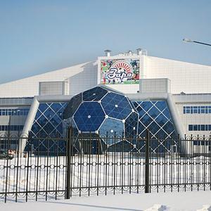 Спортивные комплексы Курска