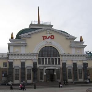 Железнодорожные вокзалы Курска